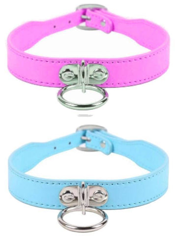 Image of berlin baby collar two colours available