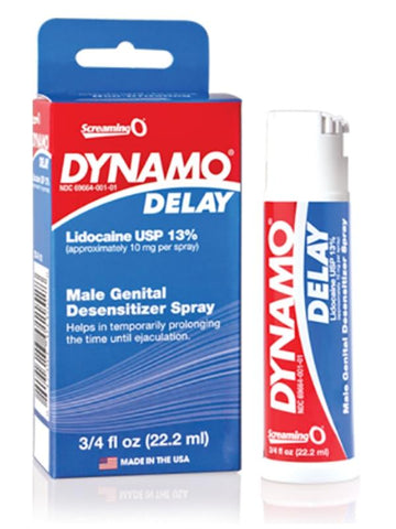 Image of Delay spray for men