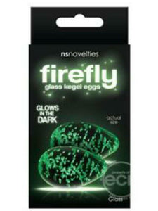 firefly glass kegal eggs packaging