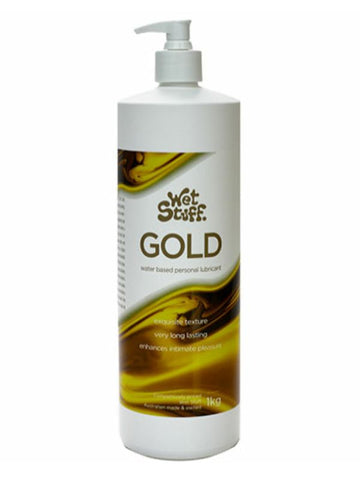 Wet Stuff Gold 1kg pump pack