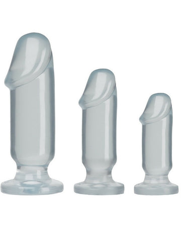 Image of Crystal Jellies Anal starter kit - Randy's Adult World - 3