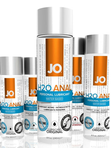 Jo H20 Anal Lubricant - Randy's Adult World