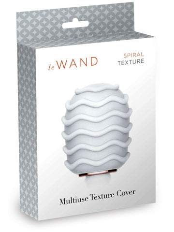 Image of le Wand Spiral Textured Cover