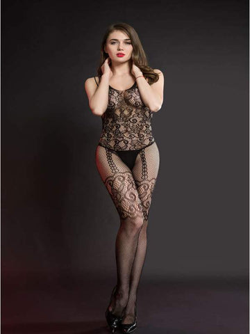 cindy love body stocking 7345 front design