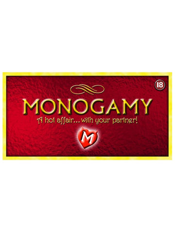 Image of Monogamy - Randy's Adult World - 1