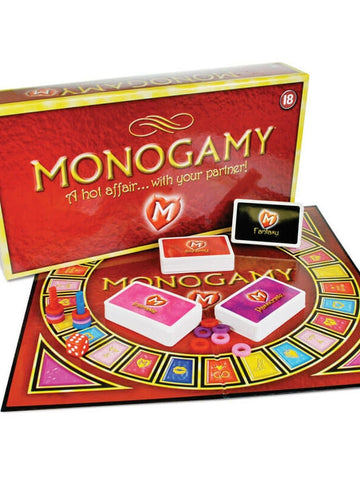 Image of Monogamy - Randy's Adult World - 2