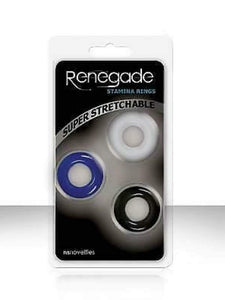 renegade stamina rings super stretchable