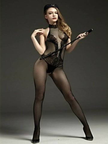 Image of rimes body stocking 7085 front