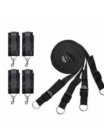 Bondage mattress restraint kit 3