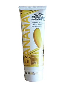 Wet Stuff Banana flavoured Lubricant