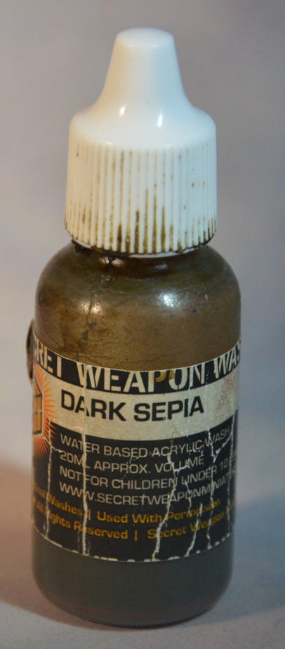 Dark Seapia Paint