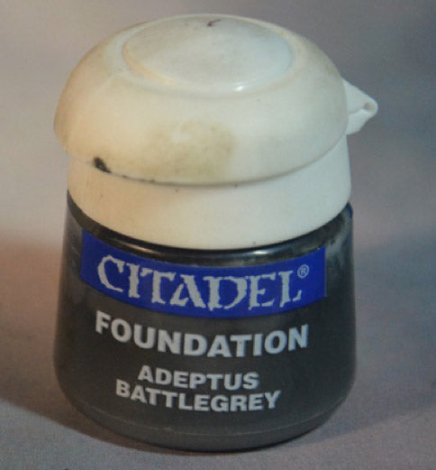 Citadel Foundation Adaptus Battlegrey