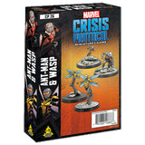 Ant-Man and Wasp - Marvel Crisis Protocol