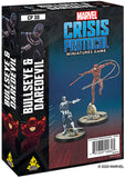 Bullseye and Daredevil - Marvel Crisis Protocol