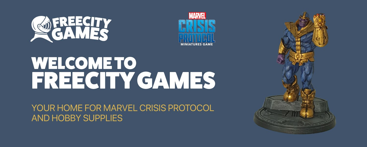 Freecity Games - Marvel Crisis Protocol