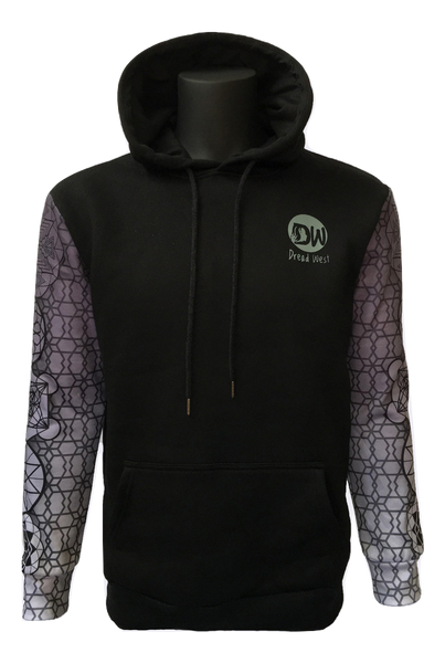 DreadWest Alpha - men's hoodie