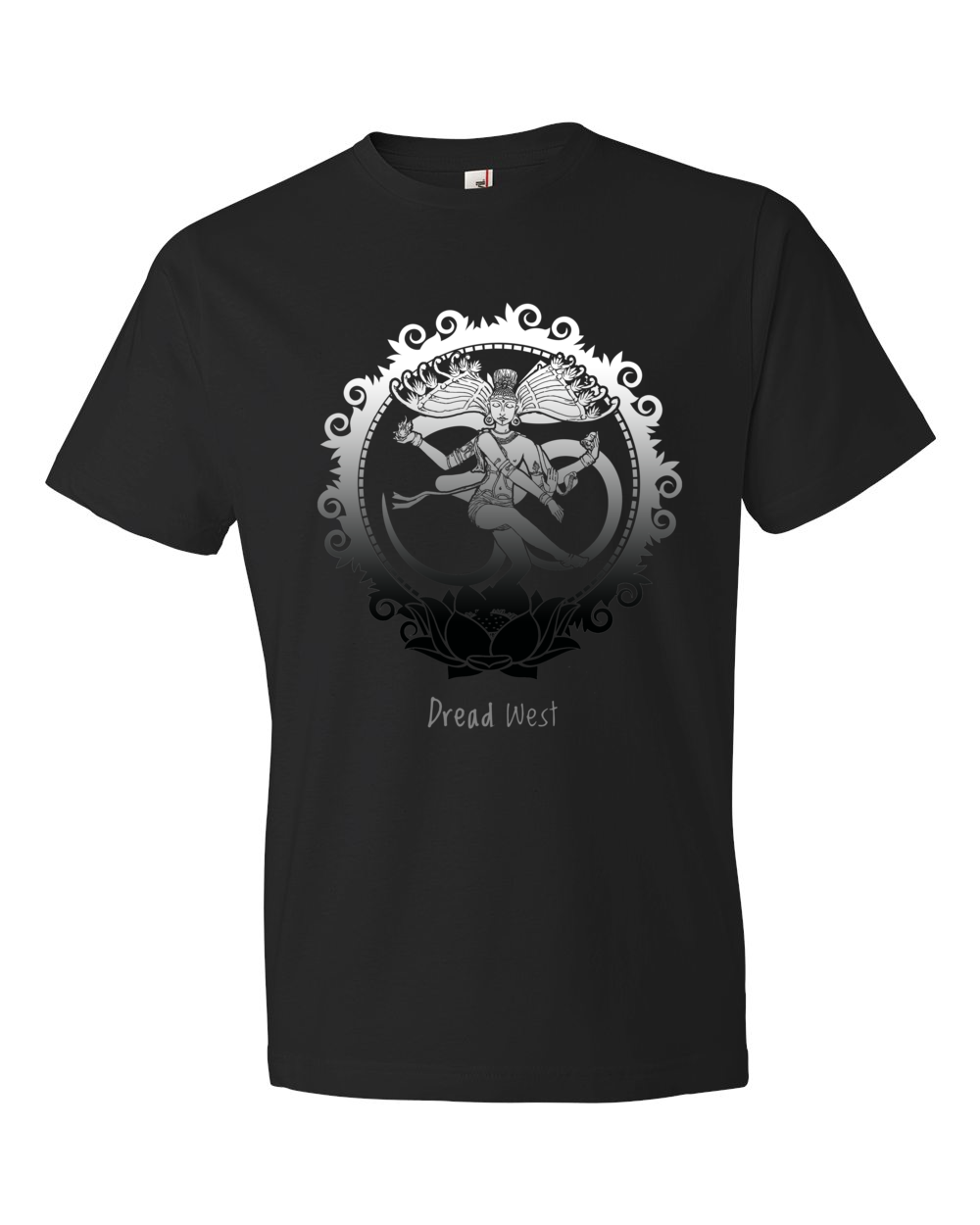 DreadWest Shiva - men's short sleeve t-shirt