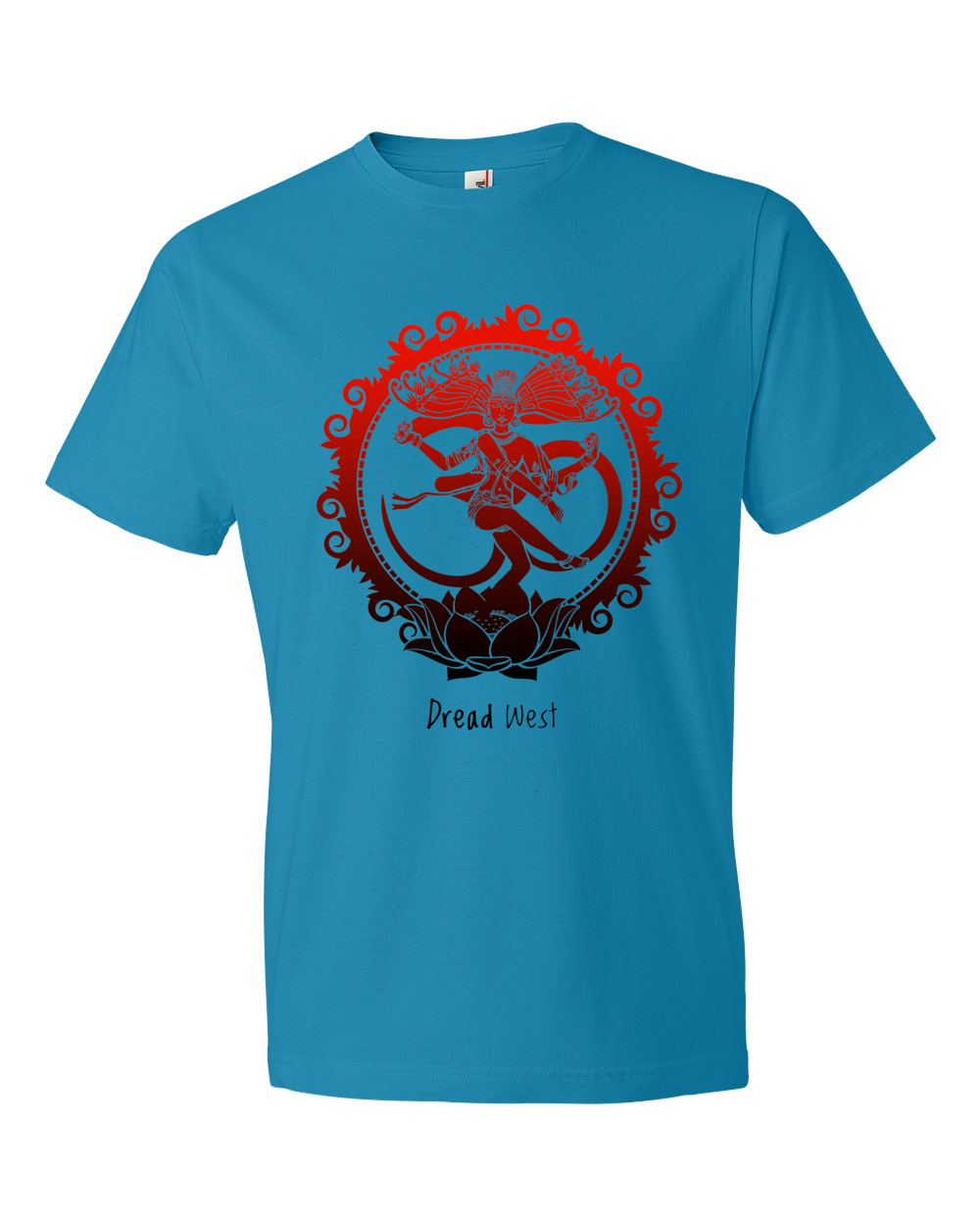 DreadWest Shiva - men's short sleeve t-shirt - DreadWest Clothing , DreadWest - DreadWest,  - Apparel, DreadWest - DreadWest