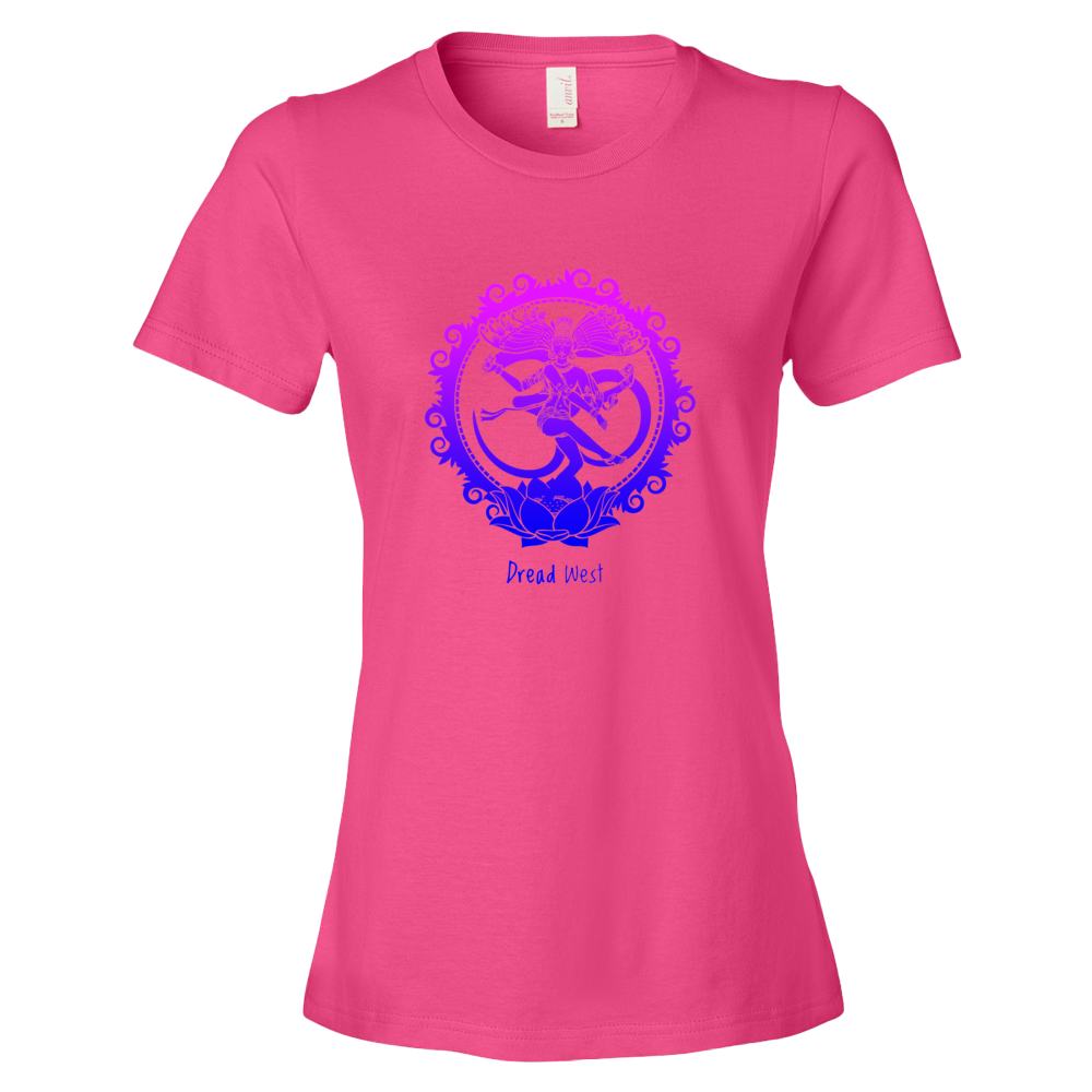 DreadWest Shiva - women's short sleeve t-shirt
