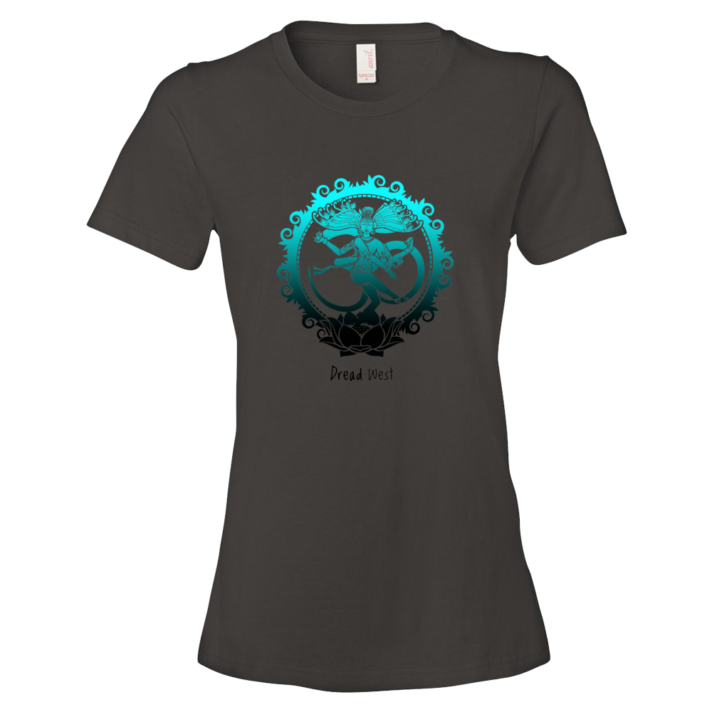 DreadWest Shiva - women's short sleeve t-shirt - DreadWest Clothing , DreadWest - DreadWest,  - Apparel, DreadWest - DreadWest