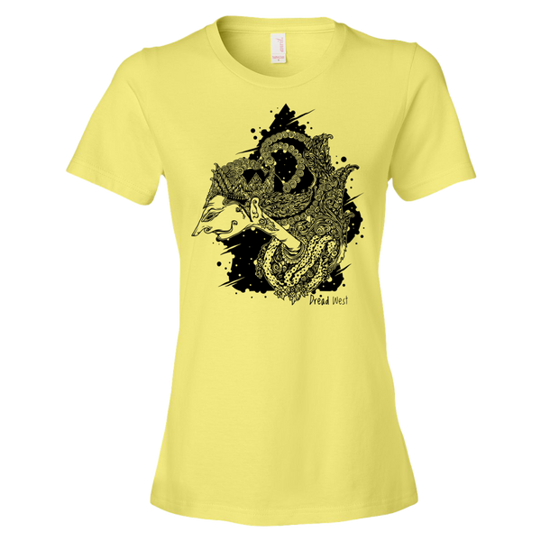 DreadWest Wayang - women's short sleeve t-shirt