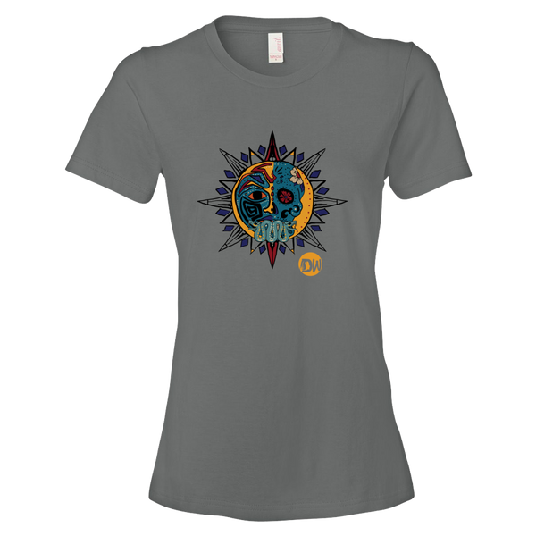 DreadWest Ichtaca - women's short sleeve t-shirt