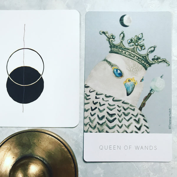 Virtual Live - Personal Tarot Reading