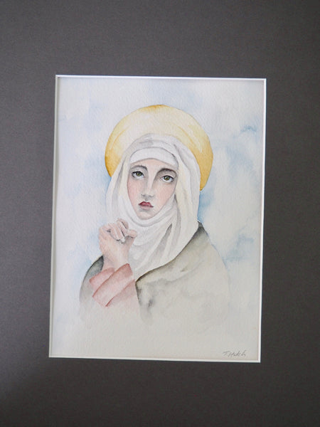 St. Teresa of Avila Painting