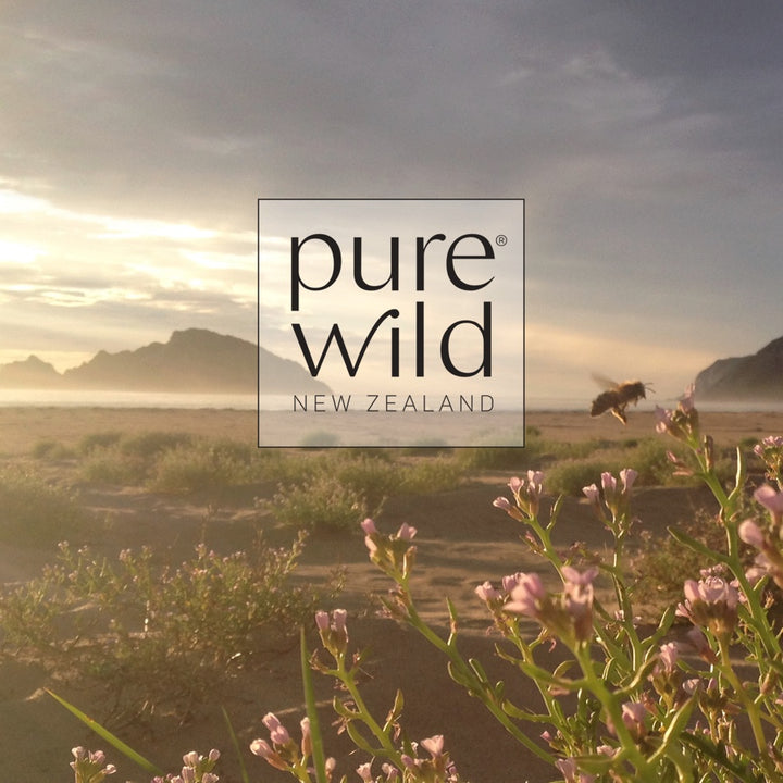 Go Pure Wild! - with New Zealand made skincare