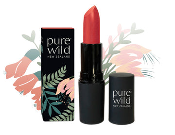 Moana Coral Lipstick. Pure Wild®. Made in New Zealand