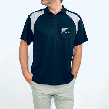 Men's Polo Shirt Dry Fit