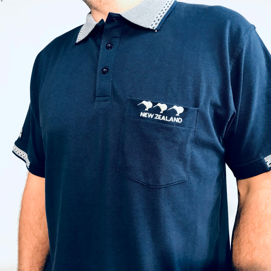 Men's Polo Shirt Navy 233P