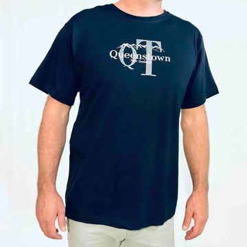 Men's Queenstown T-shirt Navy 26QT