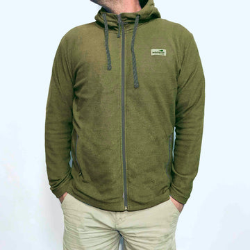 Men's Micro Fleece Hoodie 198MF