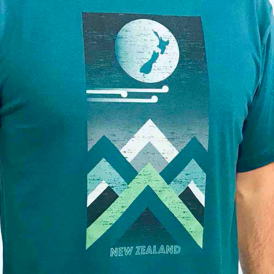 Men's T-shirt Mountain Peak 156KP
