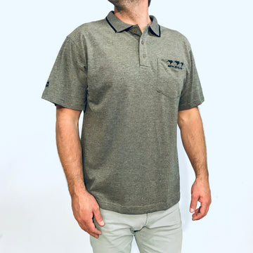 Men's Polo Shirt Three Kiwis 223P