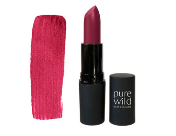 Natural Lipstick. Pipi Pink Lipstick. Pure Wild®. Made in New Zealand