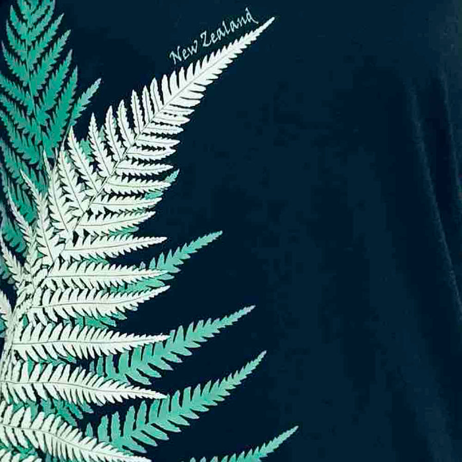 Women's T-shirt Large Ferns 119KP