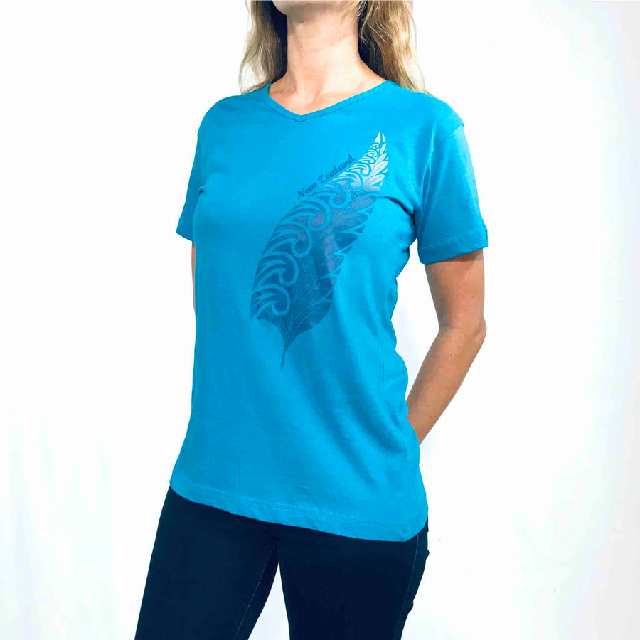 Women's T-shirt Fern