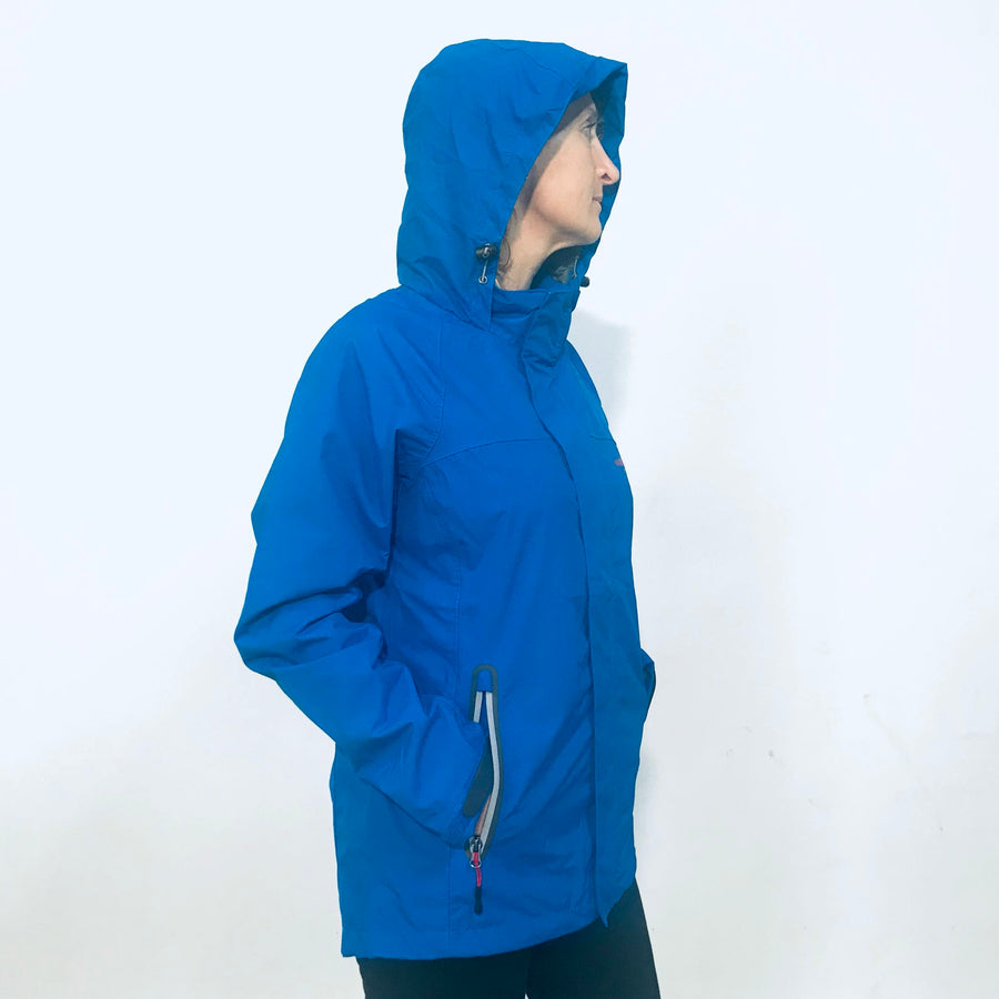 Women's Blue Storm Jacket-New Zealand. www.wild-kiwi.co.nz
