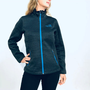 Women's Knit Fleece Jacket 239KJ