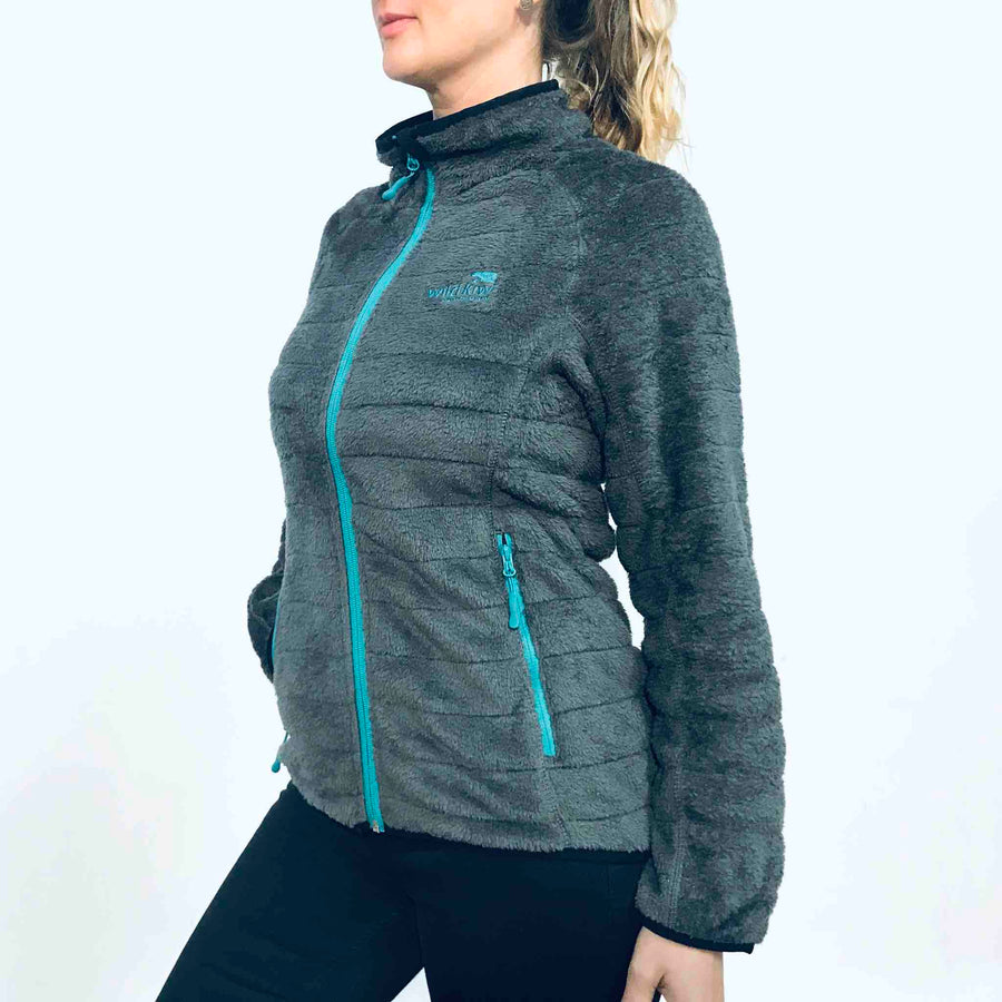 Women's Brushed Fleece Jacket