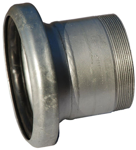 B14 - Glav. Steel Female Coupling Threaded Bspm With Seal