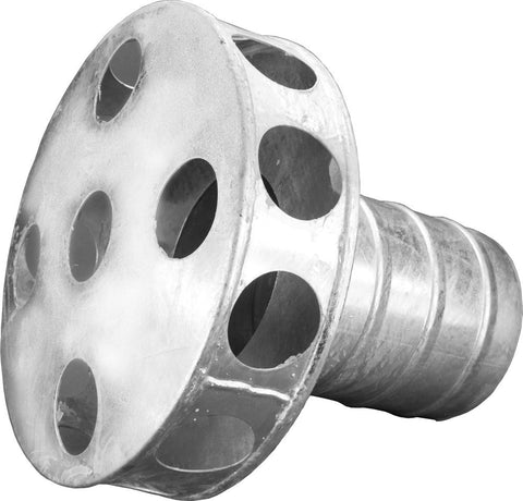 Hose Tail X Drainage Strainer