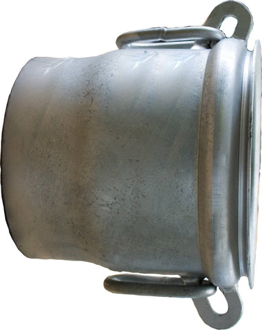Galvanised Bell  (With Gasket, Lugs & Links)