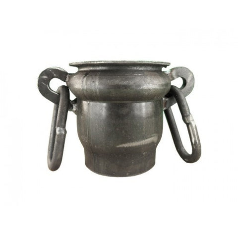 Ungalvanised Bell  (With Gasket, Lugs & Links)