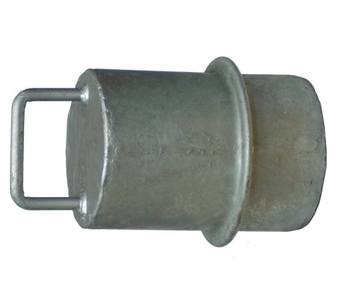 Male Ring Lock Plugs - Galvanised