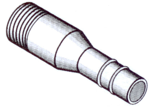 Hose End – Enlarging (Bead/Thread)