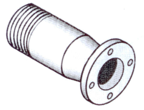 Connector – Enlarging (Flange/Thread)
