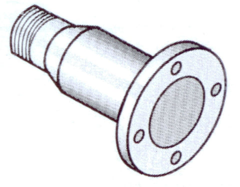 Connector – Reducing (Flange/Thread)